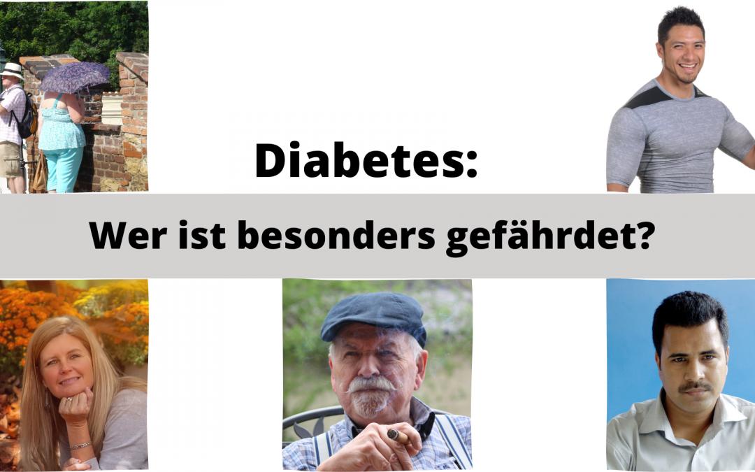Diabetes: Wo steckt das Risiko?